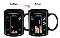 ingrosso colore della batteria magica-300ml Batteria Magic Mug Positivo Energia Cambiare Colore Tazza Ceramica Scolorimento Caffè Tè Latte Tazze Novità Regali All'ingrosso DHL Libera BH39