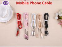 telefon kırdı toptan satış-Anti-mola Bahar Telefon Kablosu iphone Android için Uygun Tipi-C Cep Telefonu Hızlı Şarj Data Hattı Colorfull 100 cm Uzunluğu 100 adet / grup DHL