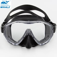 Wholesale hunting goggles for sale - Group buy Professional Tempered Scuba Diving Mask Glasses Goggles Equipment for Underwater Hunting Sports Free Diving Swimming Dive Mask