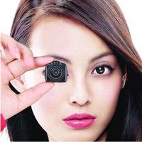 hd kameras miniatur großhandel-VRFEL Mini Kamera Y2000 720P HD Webcam Videorecorder Mini Kamera Mini Digitalkamera DV DVR