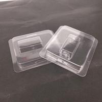 vape direkt großhandel-Großverkauf der Fabrik Hülsen, die leere Patrone pacaking sind Zerstäuber vape Feder COCO Hülse Muschelschalenverpackung Blasen-Plastikbehälter DHL geben frei