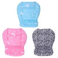 Wholesale stroller accessories toys for sale - 3 Colors Baby Mattress in Stroller Seat Cushion Pad Print Thick Soft Cushion Pushchair Cart Strollers Mattress Pad Accessories