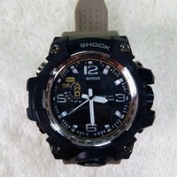 Wholesale Chinese Nudes - 2018 New Fashion Mens G Style Shock Watches G Military Digital Clock Chinese Supplier Wholesale Sport Wristwatches Boys Cheap Gift Clock