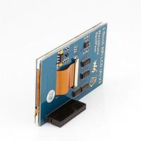 жк-экран случае оптовых-3,5 монитор TFT LCD экрана касания дюйма на случай Поленики PI 3 Heatsinks