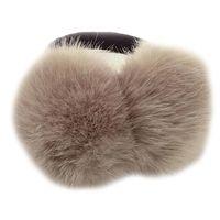Wholesale Imitation Lavender - Winter Gesign Elegant Woman Wool Earmuffs Female Imitation Rabbit Warm Unisex Earmuffs Adjust Size Super Quality E004