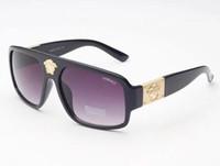 comprar gafas online al por mayor-2018 alta calidad gafas de sol de marca para hombre gafas de sol evidencia de la moda gafas de diseñador para hombre para mujer gafas de sol 2711
