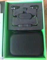 bt stereo kulaklık toptan satış-Çekiç BT BT Kulaklar Analog Kulaklık Kulaklık Perakende Kutusu Ile Oyun Kulaklığı Gürültü İzolasyonu Stereo Bas 3.5mm