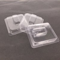 vaporizador directo al por mayor-Impresión directa de fábrica tarjetas para vape Vainas cartucho vacío Vaporizador vape pluma COCO Pod Embalaje de concha de almeja Blister Contenedor de plástico