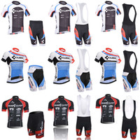Wholesale team cube cycling jerseys - Pro Cube Team Jersey Cycling Clothing Summer Quick dry Ropa Ciclismo Racing Bike Cycling Jerseys Sets Mountain Bicycle Clothes C2303