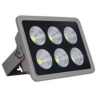 Wholesale outdoor led lights china resale online - LED Tunnel Outdoor Light W W W W W AC85 V LM W PF0 COB W Flood Lamp Industrail Waterproof IP65 Floodlights China