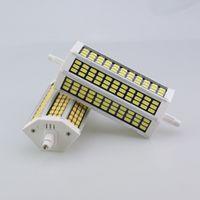 led r7s 135mm venda por atacado-10 W 20 W 25 W 30 W R7S CONDUZIU a lâmpada 78mm, 118mm, 135mm, 189mm 220 V SMD5730 Lâmpada LED r7s J118 J78 Tubo Substituir Holofote de halogéneo