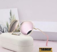 High Quality Classic Pilot Sunglasses Designer Brand Mens Womens Sun  Glasses tom Eyewear Gold Metal Gold Glass Lenses Brown Case  0838 8a92fc1734