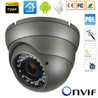 Wholesale security camera system poe outdoor - 720P 960P 1080P 1.0 2,0MP HD Network 48V POE IR- Camera CMOS Outdoor ONVIF IP camera h 264 CCTV Security Systems xmeye