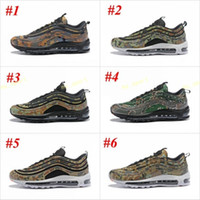 Wholesale sneaker shoes uk - 2018 New Country Camo Japan Italy UK Army Green Running Shoes Women Men Ultra Bullet M Premium Zoom Trainers Sneakers