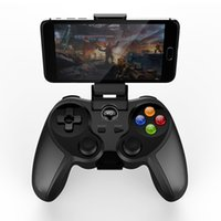 Wholesale ipega games - ipega Wireless Bluetooth Gamepad PC Universal Smart Game Controller Joystick for Android Iphone Phone ipad Gamesir Joypad