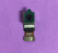 huawei p8 kamera toptan satış-Huawei P8 5.2 '' Hızlı Gemi Için Flex Kablo Şerit Değiştirme ile Arka Ön Arka Kamera Modülü