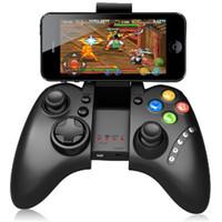игровой контроллер ipega оптовых-Джойстик ipega PG 9021 PG-9021 Беспроводной Bluetooth игровой контроллер для Android / iOS MTK телефон Tablet PC TV BOX джойстик