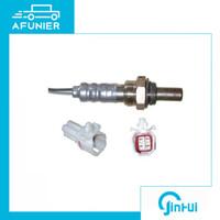 sensores de oxígeno toyota al por mayor-12 meses de garantía de calidad Sensor de oxígeno Sensor Lambda para LEXUS, TOYOTA, 2 hilos, 350 mm OE No.234-2069