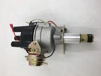Wholesale nissan electronics resale online - 4 cyl Electronic Distributor for Datsun Nissan L16 L18 L20B J15 Engine forklift