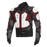 Wholesale gear body armor online - Motorcycle moto reflective armor jacket full body armour protective gear vest racing clothing turtle jackets