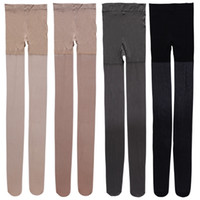 Wholesale Pantyhose Toes - Pregnant Women High Waist Control Top Elastic Toe Silk Stockings Tights Pantyhose