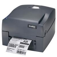 etiquetas para colgar la ropa al por mayor-Impresora de cinta Godex G500U 203dpi etiqueta de código de barras térmica impresora USB pegatinas ropa de papel colgar etiqueta Impressora multifuncional