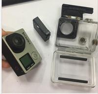 batteriekasten camping großhandel-Zeitbegrenzt! Nur 13 stück! HERO4 Kamera mit Akku ohne Zubehör Ladegeräte oder Box / nur Kamera und Akku / per Epacket versenden