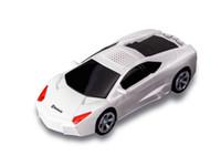 ingrosso radio a forma di auto-Altoparlanti Bluetooth FM Radio Car Shape Mini Altoparlante portatile Supporto USB TF Card Stereo MP3 Music Player Bass Kid regalo Sound Box