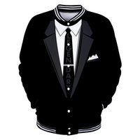 Gros Vente 2018 Noire Partir En Vrac De Occasionnelle À Cravate BBWr5xn6q
