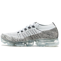 Wholesale plastic army men - High quality VaporMax Mens Athletes Running Shoes Trainer Sneakers Men Women Vapormax Jogging Shoes Breathable Socks shoes Trainers Training