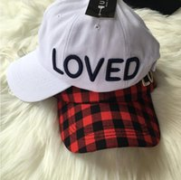 Wholesale wholesale designers baseball caps - 2018 New Brand LOVED CC Baseball Caps Designer Ball Caps Women Fashion Sports Sunshade Hats Lovers Cap