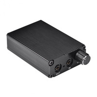 verstärker amp groihandel-Freeshipping Portable 200mW Mini Stereo Audio HiFi Kopfhörer Verstärker Digital Amp für Kopfhörer Lautsprecher Endstufe
