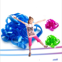 Wholesale rubber band child for sale - Rubber Band Skipping PVC Extensible Children Kid Toy Gift Outdoor Play Sports Break Activity Bodybuilding Elastic Rope my V