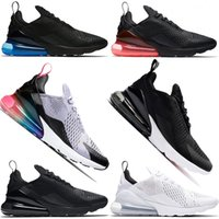 d191a62f09b9 Cheap 270 Running Shoes For Men Women 270s Betrue Hot Punch Oreo Triple  Black White Teal Designer Trainer Fashion Sport Sneakers Sale Online