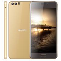 1 micro camera venda por atacado-BLUBOO D2 5.2 polegada 3G Smartphone MTK6580A Quad Core Android 6.0 1G de RAM 8G ROM Telefone Celular Dual Câmeras Traseiras 3300 mAh Celular