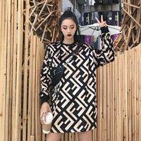 capuche diagonale achat en gros de-Nouveau Pleuche Lettre Pleine Robe Femmes Automne 2018 À Manches Longues Velours T-shirt En Vrac F Diagonale Complet De Mode Hoodies