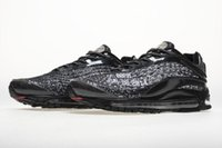 Wholesale soccer shoes for men sale online - Hottest Sale Skepta x Max Deluxe Running Shoes SK Deep Red Black For Men Women AQ9945 Best Quality Sneakers Sports Shoes M With Box