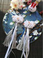 ingrosso pettini dei capelli del fiore di seta-Le donne libere di modo delle donne di stile cinese delle forcelle del fiore di seta delle forcelle della signora pettinano i cappelli di Lolita della ragazza per fotografia