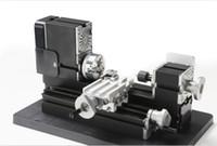potencia mínima al por mayor-TZ20002M Torno de metal de gran potencia DIY, 60W 12000r / min Motor, educación de niños estandarizada, MEJOR regalo