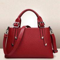 mochilas de strass para mujer al por mayor-Europa 2018 bolsos de las mujeres bolso bolsos de diseñador famosos Bolso de las señoras bolso de mano de la moda bolsas de la tienda de las mujeres mochila 23