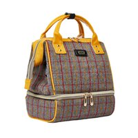 ingrosso corsa del passeggiatore del bambino-Fashion Mummy Maternity Borsa per pannolini Grande Plaid Travel Backpack Designer Passeggino Baby Bag per mamma Nappy Organizer