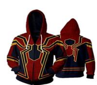 Wholesale Top Designed Hoodies Jackets - Halloween Christmas Hoodies Men Women Jackets 3D Design Tops Spring Autumn Winter Sweatshirts Hooded Pullovers