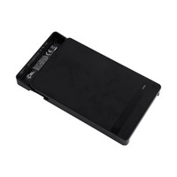 Wholesale free external hard drives for sale - Group buy USB To SATA quot HDD Enclosure External Tool Free Case for SSD Hard Disk Drive