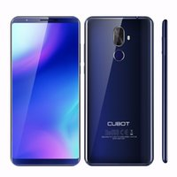 Wholesale Touch Screen Cubot - CUBOT X18 Plus 4G Smartphone 5.99 Inch 18:9 Android 8.0 Octa Core 4GB RAM 64GB ROM 16mp Fingerprint 4000mAh Battery