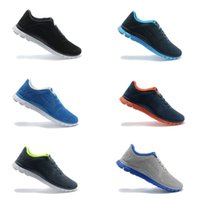 Wholesale flat suede boots women - Newest Brand Fashion Lightweight Durable Top Suede Indoor & Outdoor Casual Jogging Running Shoes Men Women With Box