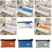Wholesale family sheet - 210 * 70cm Summer Camping Hiking Portable Travel Hostel Pongee Single Liner Sleeping Bag Inner Sheet Sack DDA573