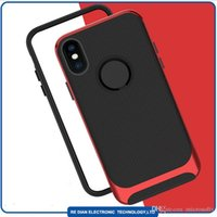 Wholesale Iphone Wholesale Europe - The charismatic apple iPhoneX shell is the second one in Europe and the United States huawei glory 7X S9 PLUS mobile phone shell.