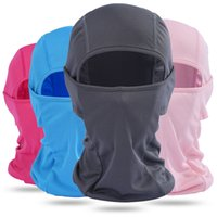 tigres de mosca al por mayor-Al aire libre Multifuncional Flying Tiger Headgear Riding Sunscreen Máscara de polvo Deportes a prueba de viento Balaclava Headgear Support FBA Drop Shipping H688F