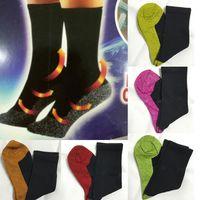 meias para pés secos venda por atacado-35 Abaixo meias Meias de Fibras Aluminizadas Manter Seus Pés Quentes e Secos Unisex Meias Quentes sem caixa 7 cores frete grátis C3475
