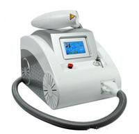 precios de la máquina de tatuaje láser al por mayor-2018 CE aprobó el precio de la máquina del retiro del tatuaje / el 1064 532nm Q cambió el laser de ND Yag